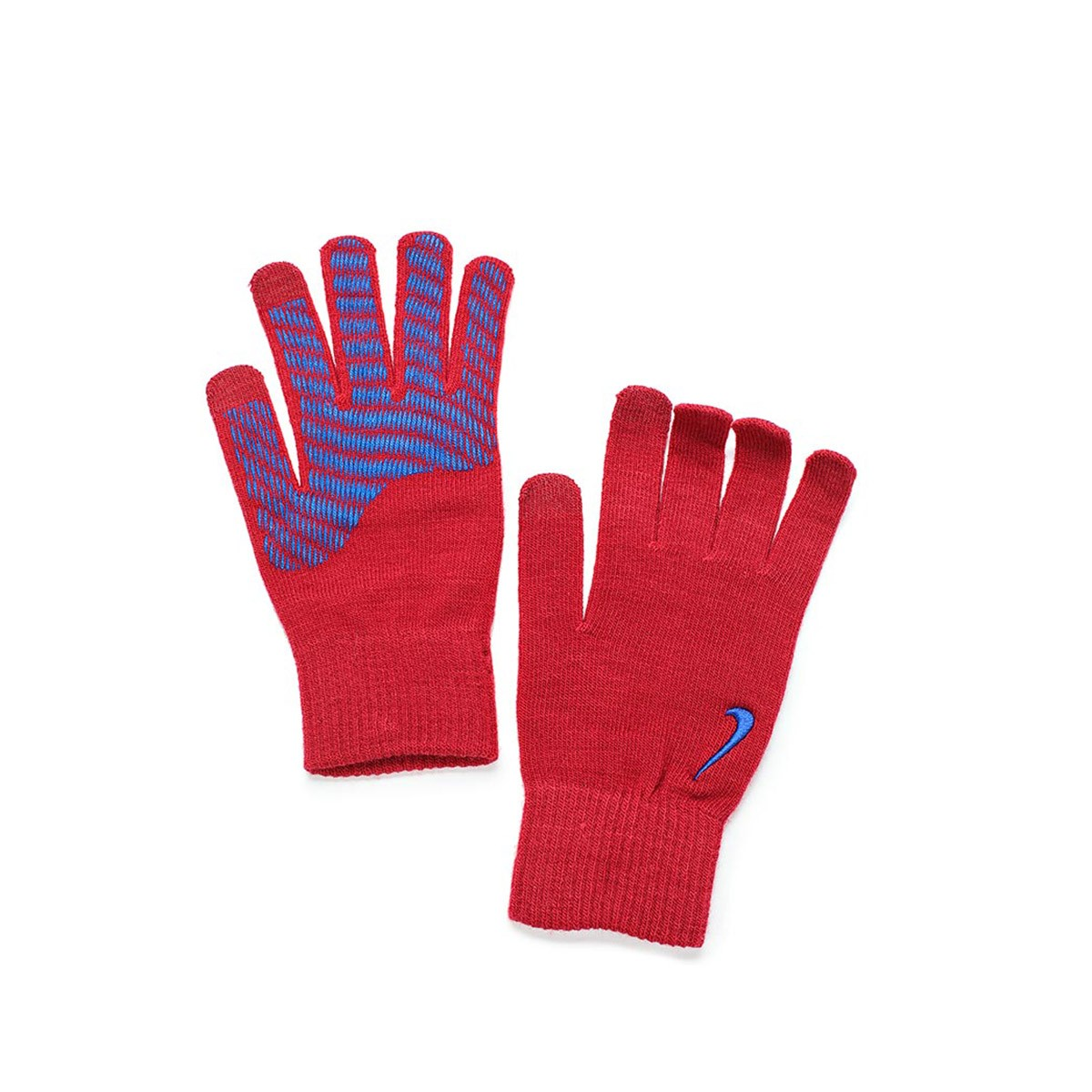 Nike Knitted Gloves Junior: JR NIKE Rukavice NIKE KNITTED TECH AND GRIP GLOVES S/M ST