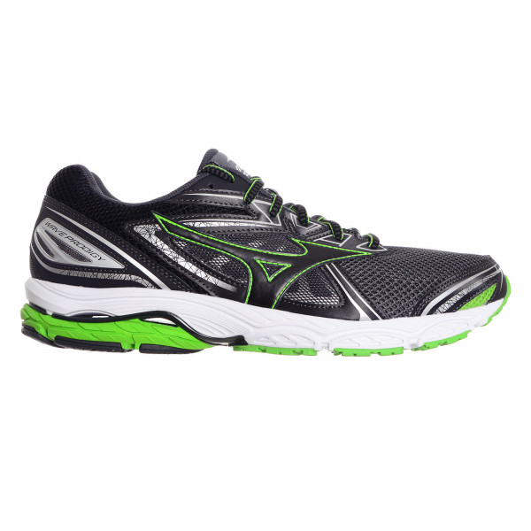 MIZUNO Patike DARKSHADOW/BLACK/JASMINEGREEN