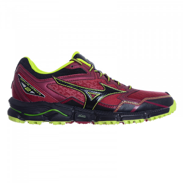 MIZUNO Patike BIKINGRED/BLACK/LIMEPUNCH
