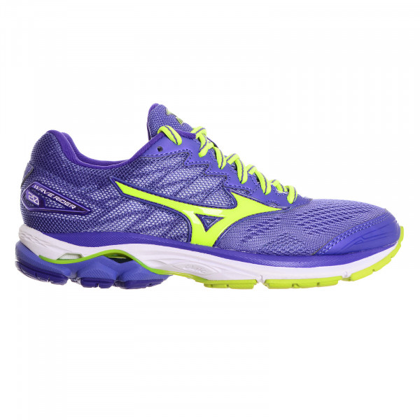 MIZUNO Patike BLUEIRIS/SAFETYYELLOW/DEEPBLUE