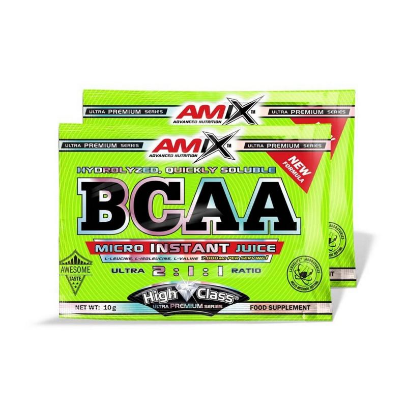 AMIX Prašak BCAA HIGH CLASS INSTANT 10G