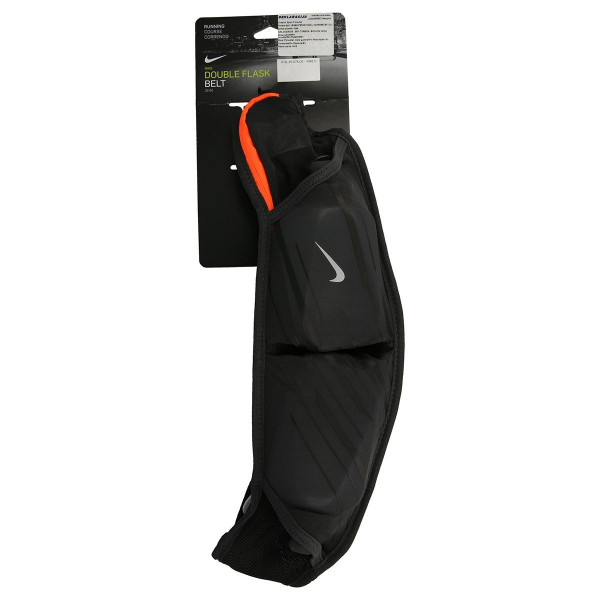 JR NIKE Flašica za vodu NIKE DOUBLE POCKET FLASK BELT 20OZ ANTHR