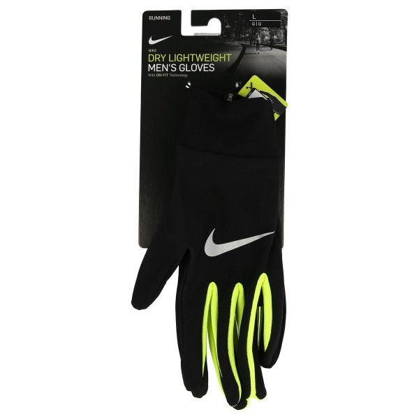 JR NIKE Rukavice NIKE MEN'S LIGHTWEIGHT TECH RUNNING GLOV