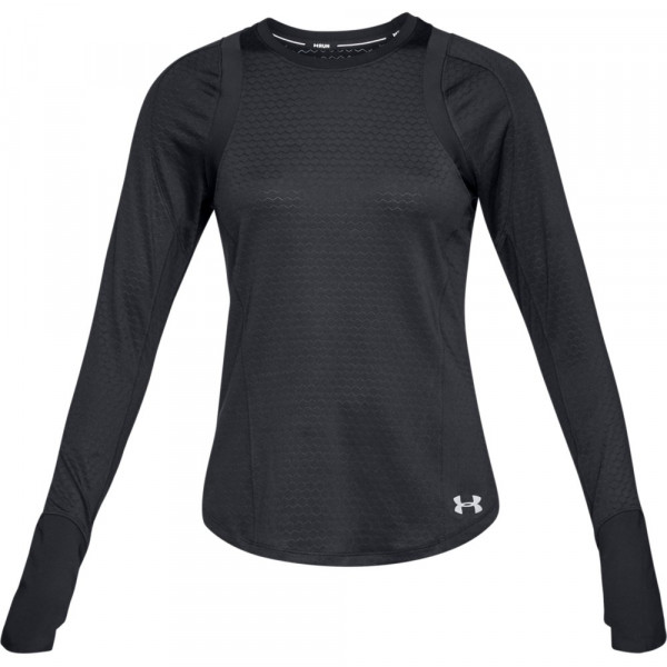 UNDER ARMOUR Majica dugih rukava Hex Delta Long Sleeve