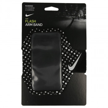 JR NIKE OSTALA OPREMA NIKE 360 PRINTED LEAN ARM BAND 2.0 BLACK