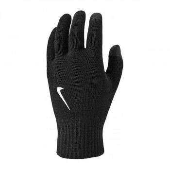 JR NIKE Rukavice NIKE KNITTED TECH AND GRIP GLOVES BLACK/