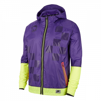 NIKE Jakna M NK WILD RUN SHIELD JKT FL