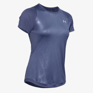 UNDER ARMOUR Majica W UA Qualifier ISO-CHILL Embossed Short