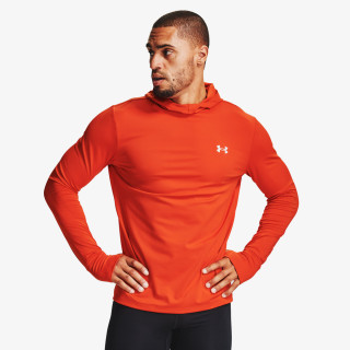 UNDER ARMOUR Dukserica UA Q. IGNIGHT CG Zip Hoodie