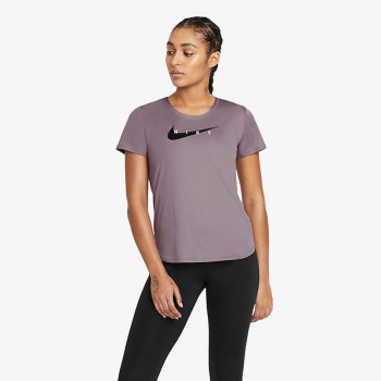 NIKE Majica Swoosh Run Women's Short-Sleeve Running Top