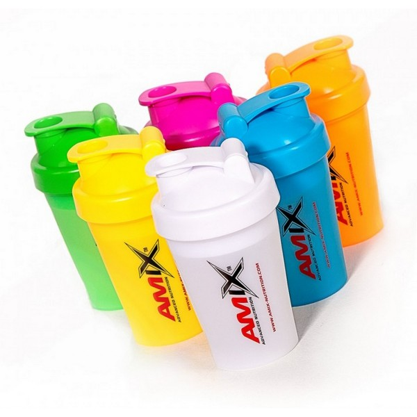 AMIX Flašica za vodu SHAKER MINI COLOR 400ML